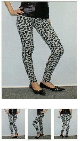 legging leopardo - R$65,00