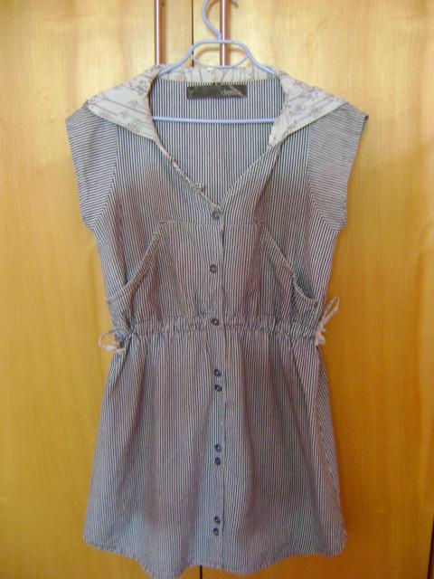 vestido frente dress to
